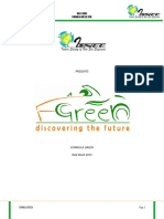Formula Green Rulebook