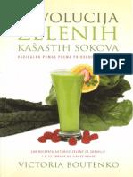 Revolucija Zelenih Kašastih Sokova - VB