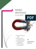 Imanes Artificiales