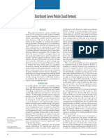 IEEE Network Volume 31 Issue 1 2017 [Doi 10.1109%2FMNET.2017.1500293NM] Sun, Xiang; Ansari, Nirwan -- Green Cloudlet Network- A Distributed Green Mobile Cloud Network