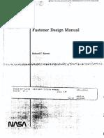 NASA Fastener Design Manual