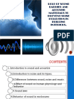 Role of Sound Barriers and Scoustic Materials to Prevent Noise Pollution in Building Interiors