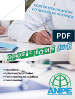 Boletín ANPE opos18