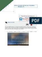 Utiliser Des Machines Virtuelles 64 Bits Avec VirtualBox