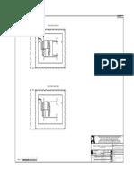 Gambar 4.10 - Gambar 4.22 Denah Titik Lampu, Saklar Dan Stop Kontak Intake