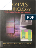 J. Plummer, Et Al.,-Silicon VLSI Technology - Funds, Practice and Mdlg-Prentice-Hall (2000)