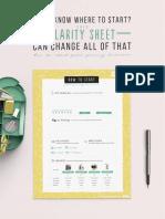Wheretostart-ClaritySheet