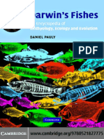 Darwin's Fishes - An Encyclopedia of Ichthyology, Ecology, and Evolution by Daniel Pauly.pdf