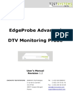 EdgeProbe Advanced Users Manual 1 2