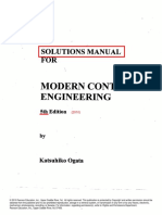 Solution Manual - Modern Control Engineering By Katsuhiko Ogata - ed 5.pdf