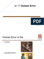 10-1 - Human Error