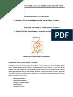 5th African Islamic Finance Summit