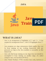 Java Traning in Chennai