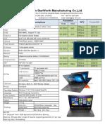 11.6inch N116R Laptop Qution