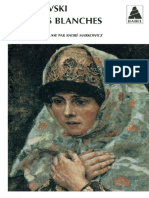 Dostoievski Fiodor Mikhailovich Les Nuits Blanches
