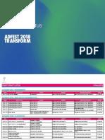 Adfest 2018 Finalist - Print Craft Lotus