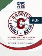 Dossier Partenariat Rabbits 2018