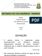 SEMINÁRIO FARMACOGNOSIA