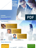S4 HANA Finance 1610 Innovations_v1.3