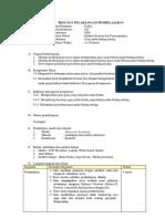 Rencana Pelaksanaan Pembelajaran Oke
