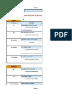 Santiago Enero 2018 a Febrero 2019