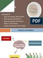 Fisioterapi pada kasus Parkinson
