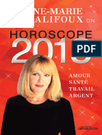 eBook Horoscope 2018 - Anne-Marie Chalifoux