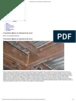 Conexiones Típicas en Estructuras de Acero _ Arquitectura en Acero