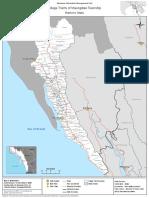 Map Maungdaw Tsp Rakhine