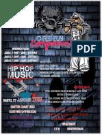 Hip Hop Orsen Competition