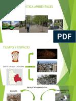 Problemática Ambiental Santa Cruz de Las Sierra en La Actualidad
