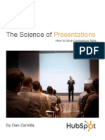 Science of Presentations Dan