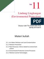 Bab 11 Environmental Protection