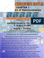 CHAPTER 1 The Science of Macroeconomics