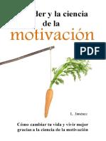 El Poder y La Ciencia de La Motivacion-muestra