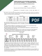 Examen de Aplazados de Ingenieria de Riegos i (Rh-444)