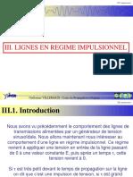 Ligne en Impulsionnel (Notion 7)