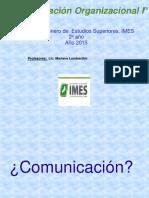 Clase 1 Comunicacion