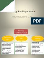6. Patologi Kardiopulmonal