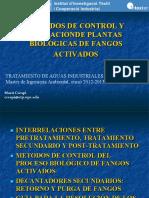 MÉTODOS DE CONTROL Y OPERACIÓN DE PLANTAS BIOLÓGICAS DE LODOS ACTIVADOS