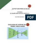 Arquitectura en Hospitales