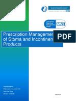 Prescription Management O-oducts (Version 1.0)