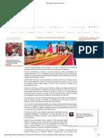 EL Turismo Vivencial en Peru