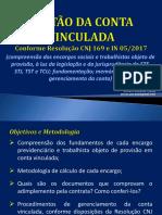 ELO_Conta Vinculada_Slides_15 e 16-03-2017