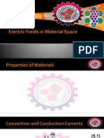 Chapter 5 - Electric Fields in Material Space