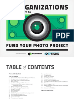 30 Organizations Fund Your Photo Project