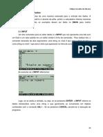 Hp 50g Programação
