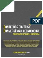 Conteúdos Digitais e Convergência Tecnológica