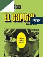 Karl Marx- El 2º PARTE Capital (version manga).pdf
