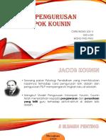 MODEL-PENGURUSAN-KELOMPOK-KOUNIN-.pptx